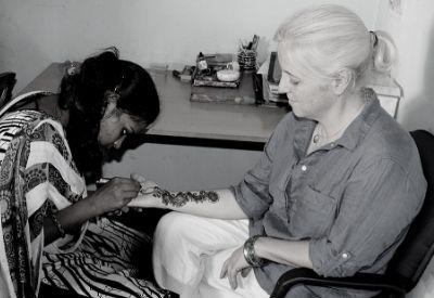 ALIG I Udyami Mehandi Skills by women